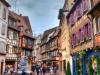 Entering Colmar, France