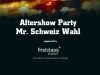 Anzeige: Mister-Schweiz Wahl - Aftershow Party